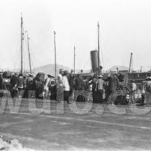 1920s At the harbour's edge