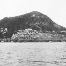 c.1922 View of Hong Kong from the harbour