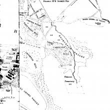 Central + Causeway Bay Map ca. 1892