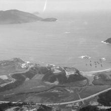 View towards Shek O from Dragon's Back