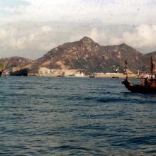 Taken from boat, Tsing Yi Island South 1978-79
