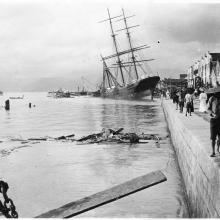 Wreck of S.P. Hitchcock 1906